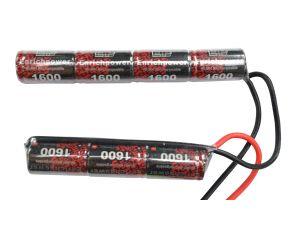 EnrichPower Batterie NiMh 8.4v 1600mAh Sopmod