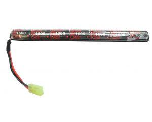 EnrichPower Batterie NiMh 8.4v 1600mAh Stick