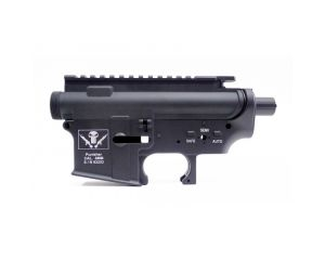 "Dytac Corps Métal M4 ""Punisher"" (Noir)"
