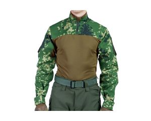 Giena Tactics Combat Shirt (Type 1) - Flek-D