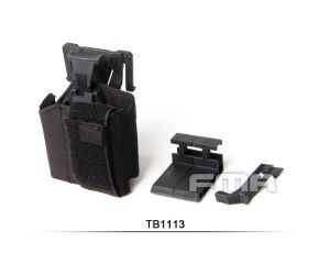 FMA Holster Universel pour Molle (BK)