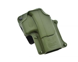 Fobus GL-2G BHP RT Holster Rétention Passive pour G17/G18/G19 – Green