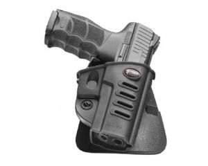 Fobus HK-30 BHP RT Holster Rétention Passive pour PPQ - Noir