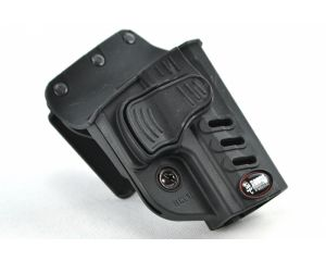 Fobus HKCH BHP RT Holster Rétention Index pour KM45 Compact - Noir