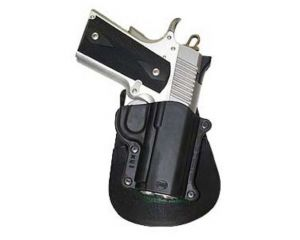 Fobus KM-3 BHP RT Holster Rétention Passive pour 1911 Compact (Detonic, 3.8,etc) - Noir