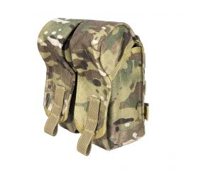 Flyye Double Poche Chargeur AK -  Multicam