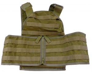 Flyye HPC Armor Vest (L / Coyote Brown)