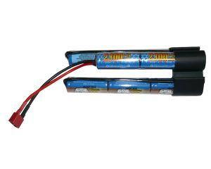 G&P Batterie NiMh 9,6V 2200mAh (Deans Large) Crosse Crane