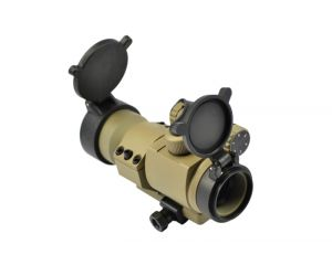 G&P Red Dot Military 30mm Sand