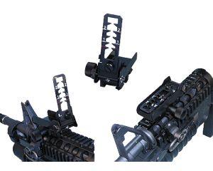 Airsoft Systems lot de 5 Chargeurs M4/M16 Polymère (BK)