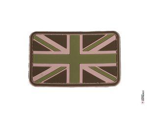 Patch PVC Drapeau UK (MTP)