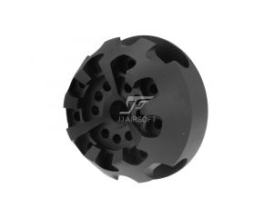 JJ Airsoft Cache-flamme Cookie Cutter Compensator Type 2