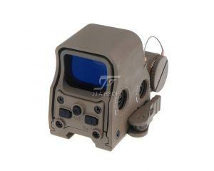 JJ Airsoft Red Dot Type Eotech XPS 2-Z QD (Tan)