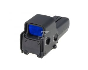 JJ Airsoft Red Dot Type Eotech 558 (BK)