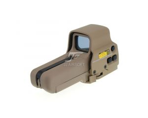JJ Airsoft Red Dot Type Eotech 558 (TAN)