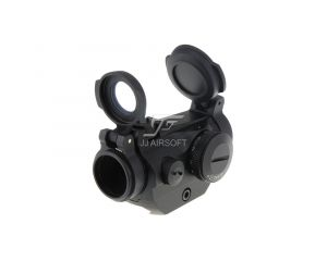 JJ Airsoft Red Dot Type Micro T2 TR02 - Noir