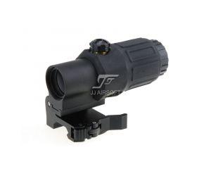 JJ Airsoft Magnifier 3x G33 (BK)