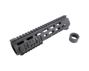 "King Arms Garde Main M.R.S 9"" en Aluminium CNC"