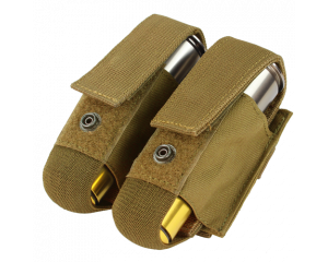 Condor Porte grenade 40MM double - Coyote