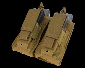 Condor Porte chargeur M4 / Pistolet Kangaroo double - Coyote