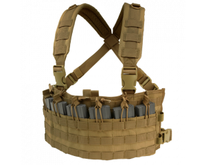 Condor Chest Rig Rapid Assault - Coyote Brown