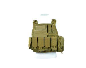 MODI Plate Carrier avec Poches (M / CB)