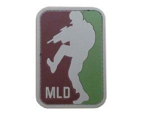 Patch Major League DoorKicker Multicam