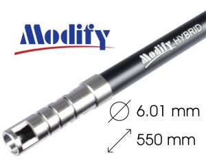 Modify Canon Hybrid Précision 6.01mm 550mm