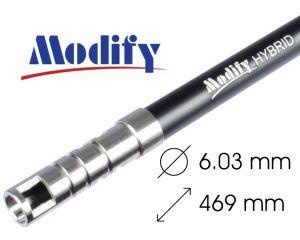 Modify Canon Hybrid Précision 6.03mm 469mm