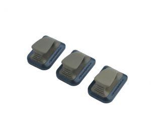Element Lot de 3 SpeedPlate pour G17/G18/G26 Marui/WE (DE)