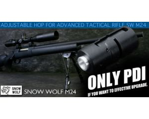 PDI Chambre Hop-up pour M24 Snow Wolf