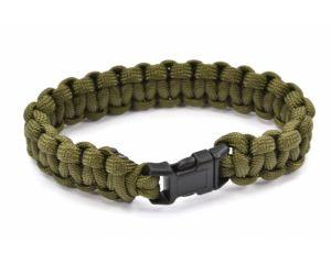 Pentagon Bracelet Tactique en Paracorde 330 OD