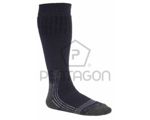 Pentagon Chaussettes Light Hiking Action Navy Blue