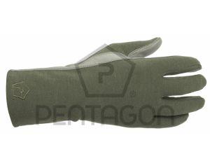 Pentagon Gants de Pilote Nomex Longs OD