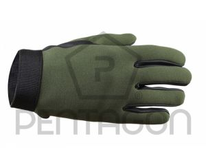 Pentagon Gants Neoprene Duty Walrus OD