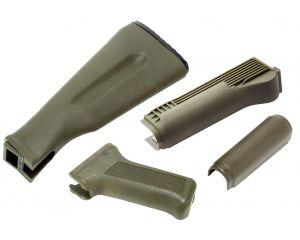 LCT Kit Fournitures Polymères AK74M (Green)