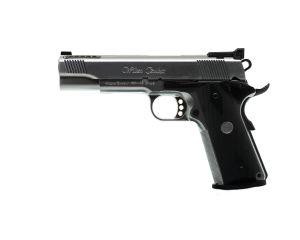 Army Armament M1911 MEU GBB (R30 / Silver)