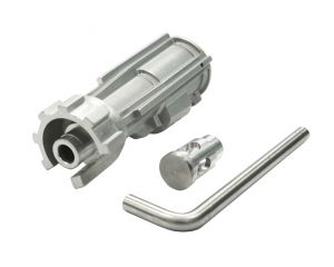 RA-Tech Tête de Nozzle Aluminium pour M4 GBBR WE