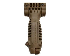 OPS Grip Verical Bi-Pied type FAB Defense (TAN)