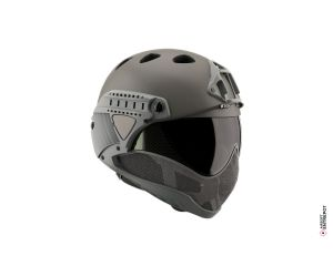 Warq Casque Complet Grey