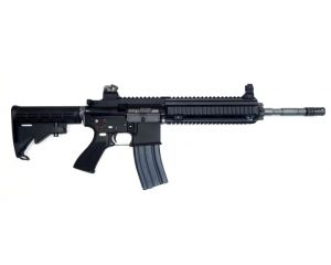 WE AR4168 Open Bolt GBB BK