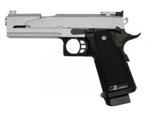WE Hi-Capa Silver Dragon (A)