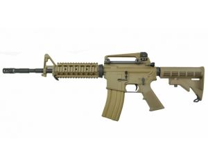 WE M4 RAS Open Bolt GBB Tan