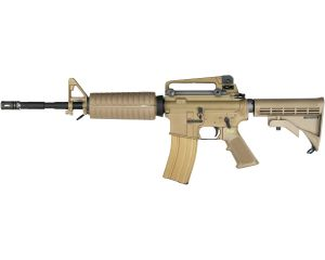 WE M4A1 Open Bolt GBB Tan