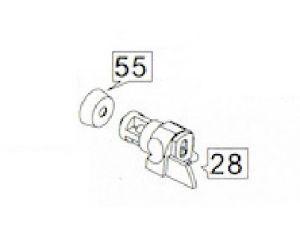 WE Part n° 28 et 55 pour M92 (Piston)