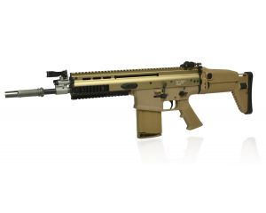 WE MK17-H Tan Open Bolt GBB