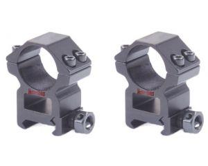 Vector Optics Anneaux de Montage Haut 25.4mm
