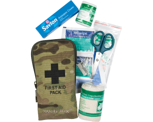Web-Tex First Aid Kit (Vcamo)