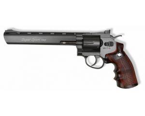 WinGun 6mm 8' Revolver (Co2) Noir/WD