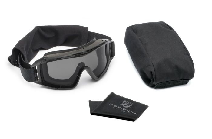Revision Eyewear Desert Locust Thermal Black (Kit Essential) - Protections  Oculaires - Protections Oculaires et Faciales - Gear - Catalogue c89af29b8637